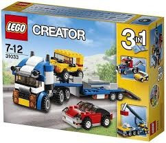 Lego Creator Vehicle Transporter 31033