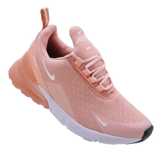 Tenis Nike Feminino Calçados Roupas E Bolsas Rosa Com O