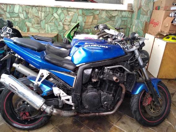 Suzuki Gsxr 1100 - 1991