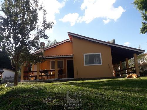 Chácara Com 3 Casas No Terreno Pinhalzinho Sp - Ch0087-1
