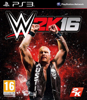 Wwe 2k16 Ps3 - Juego Fisico - Prophone
