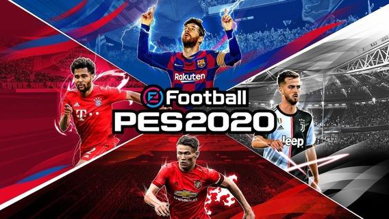 Efootball Pes 2020 - Pc (steam) - Envio Imediato