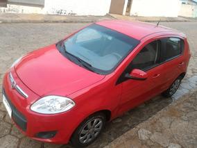 Fiat Palio Attractive 1.0 5 Portas Vermelho