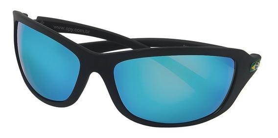 Óculos De Sol Spy 44 Link - Preto Fosco
