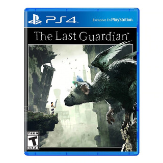 Ps4 Fisico The Last Guardian Original!! Nuevo!! Sellado!!