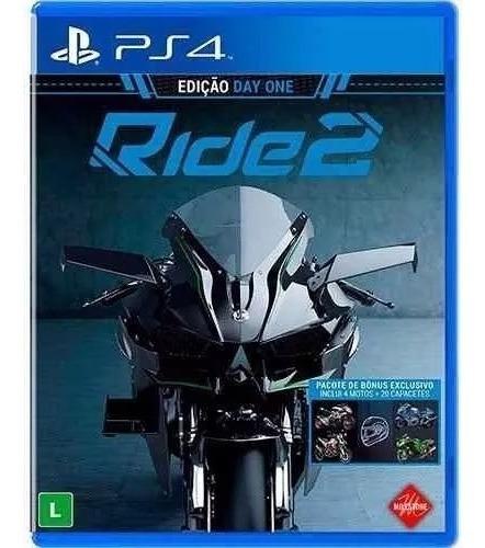 Ride 2 - Ps4 - Nacional