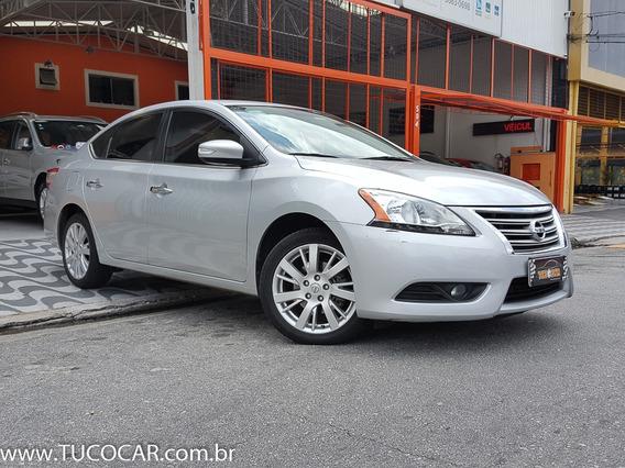 Sentra 2015 Sl Automático + Único Dono + Revisado Na Nissan!