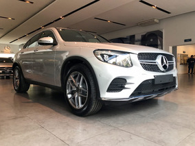 Mercedes Benz Glc 300 Coupe 4matic Amg-line 0km Plata+colore