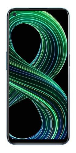 Imagen 1 de 3 de Realme 8 5G Dual SIM 128 GB azul supersónico 8 GB RAM