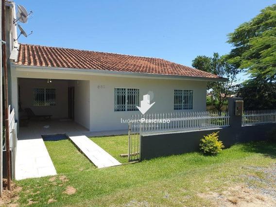 Casa Com 4 Dormitórios À Venda Por R$ 320.000 - Do Ubatuba - São Francisco Do Sul/sc - Ca0607