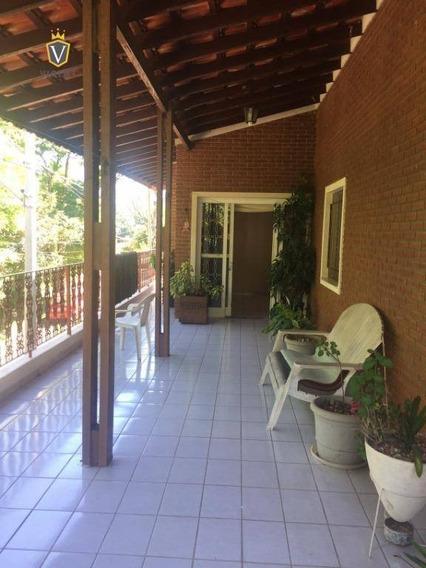 Chácara Residencial À Venda - 1190 M² - Condomínio Portal Da Paineiras - Jundiaí/sp - Ch0030