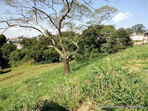 Terreno Em São Paulo Ii, Cotia/sp De 0m² À Venda Por R$ 450.000,00 - Te761554