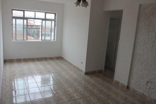 Apartamento Em Parque São Vicente, São Vicente/sp De 75m² 2 Quartos À Venda Por R$ 190.000,00 - Ap608949
