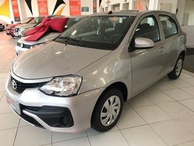 Etios 1.5 Xs 16v Flex 4p Manual 30927km