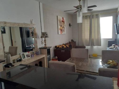 Imagem 1 de 12 de Apartamento Com 2 Dormitórios À Venda, 52 M² Por R$ 199.000,00 - Jardim Adriana - Guarulhos/sp - Ap0878
