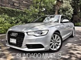 Audi A6 Blindado Niv 3 Quattro 3.0 Sc Servicios