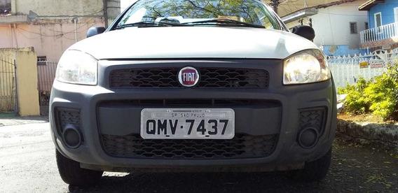 Fiat Strada Working 1.4 2018