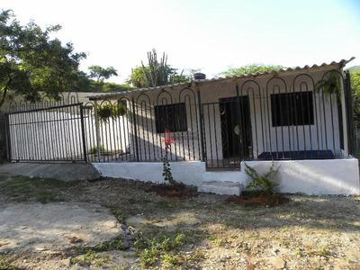 Vendo Casa De Dos Alcobas En Taganga
