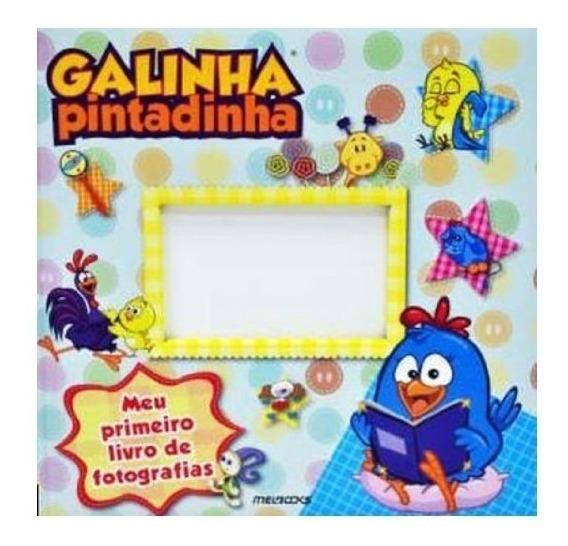 Meu Primeiro Livro De Fotografias: Galinha Pintadinha,álbum