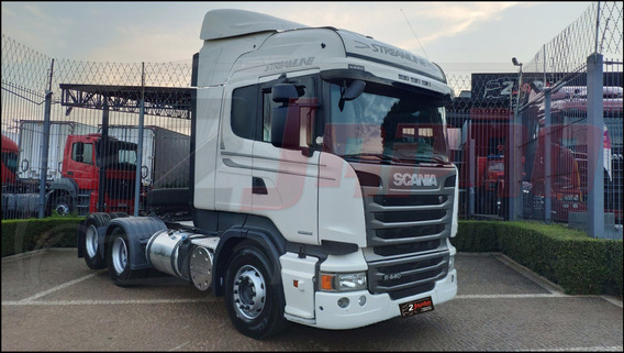 Scania R 440 6x2 Highline, Streamline 2016