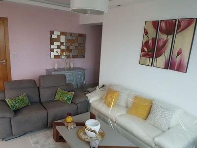 Apartamento Amueblado En La Esperilla Con 2hab Y 2.5 Baños