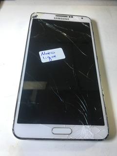 Samsung Galaxy Note 3 Lte Sm-n9005 (retirada De Peças)