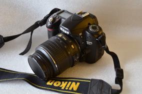 Nikon D80 Menos De 25k + Lente 18-55 Vr Baixou Até O Feriado