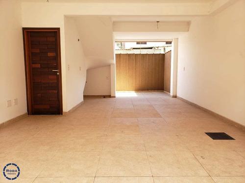 Casa De Condomínio Com 3 Dorms, Marapé, Santos - R$ 800 Mil, Cod: 11930 - V11930