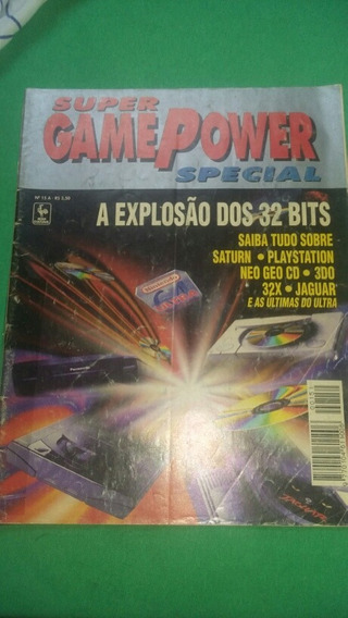 Revista Super Game Power N