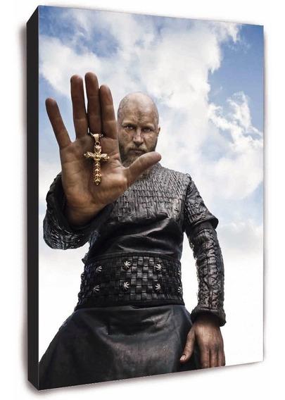Cuadro De Vikings - Pedinos La Serie O Pelicula Que Te Guste