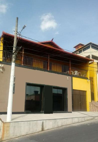 Excelente Casa 2º Pavimento- Vendida Junto De Uma Loja No 1º Pavimento! - 3728