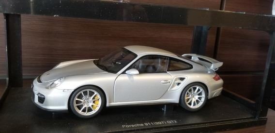 Porsche 1/18 911 997 Gt2 Autoart