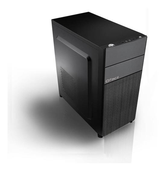Computador Fácil Intel Core I5 4gb Ddr3 Ssd 120gb