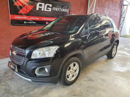 Chevrolet Tracker 2017 Ltz