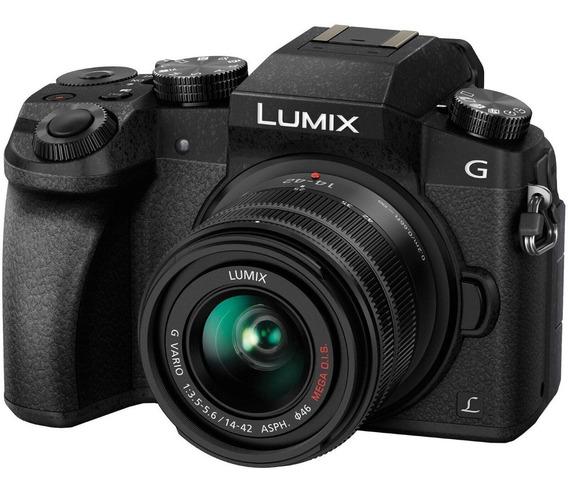Panasonix Lumix G7 - Nuevo De U.s.a