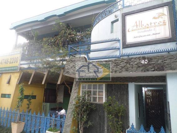 Kitnet Com 1 Dormitório Para Alugar, 34 M² Por R$ 850/mês - Jardim Santa Helena - Suzano/sp - Kn0033