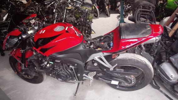 Sucata De Leilão Para Peças Original Honda Cbr600 2008 08
