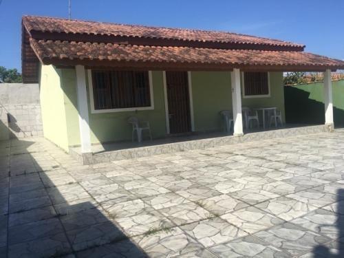 Casa Com 300 Metros Do Mar Em Itanhaém - 6371 | A.c.m