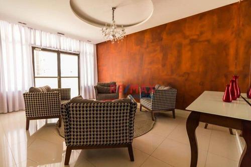 Imagem 1 de 19 de Apartamento Com 2 Dormitórios À Venda, 65 M² Por R$ 298.000,00 - Centro - Guarulhos/sp - Ap0468