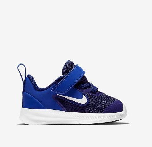 Tenis Nike Downshifter 9 (tdv) - Infantil Ar4137-400
