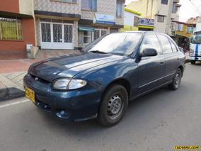 Hyundai Accent Verna Gls Mt 1500cc 4p Sa