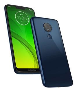 Celular Moto G7 Plus 64gb Dual 4ram Cam 16/5mp Android 9 Pie