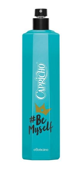 Capricho #bemyself Des. Colônia, 50ml