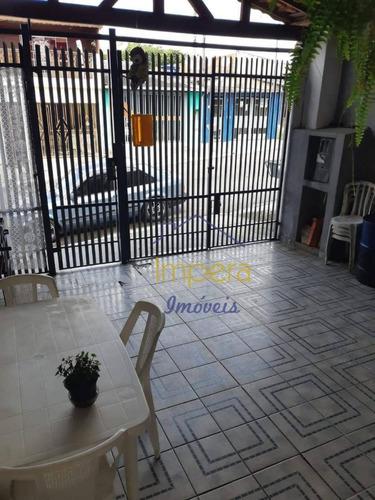 Casa À Venda, 80 M² Por R$ 200.000,00 - Parque Novo Horizonte - São José Dos Campos/sp - Ca0323