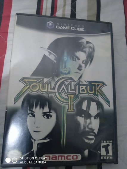 Soulcalibur 2 + 007 Agent Under Fire - Game Cube