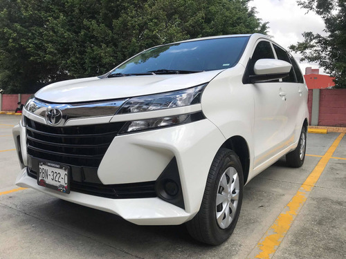 Imagen 1 de 15 de Toyota Avanza 2017 1.5 Le Mt