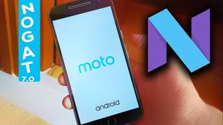 Actualizacion Android Nougat 7.0 Y 7.1.1 Motog4,g4 Plus,play