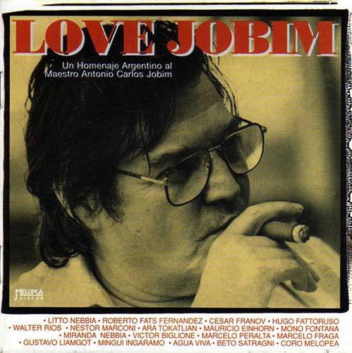 Love Jobim (homenaje A Antonio Carlos Jobim) - Cd