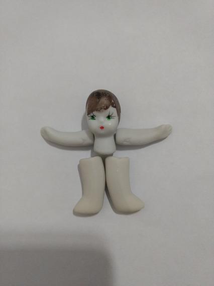 10 Kits Fazer Mini Boneca De Porcelana Bina Louça Cerâmica