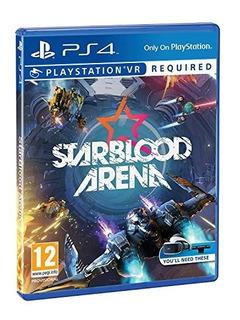 Starblood Arena (psvr) Ps4 - Reino Unido Importación Libre D
